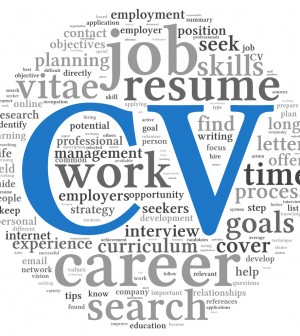 how to put workshops on cv