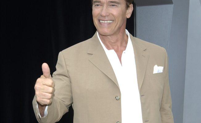 Arnold Schwarzenegger - Featureflash/Shutterstock.com