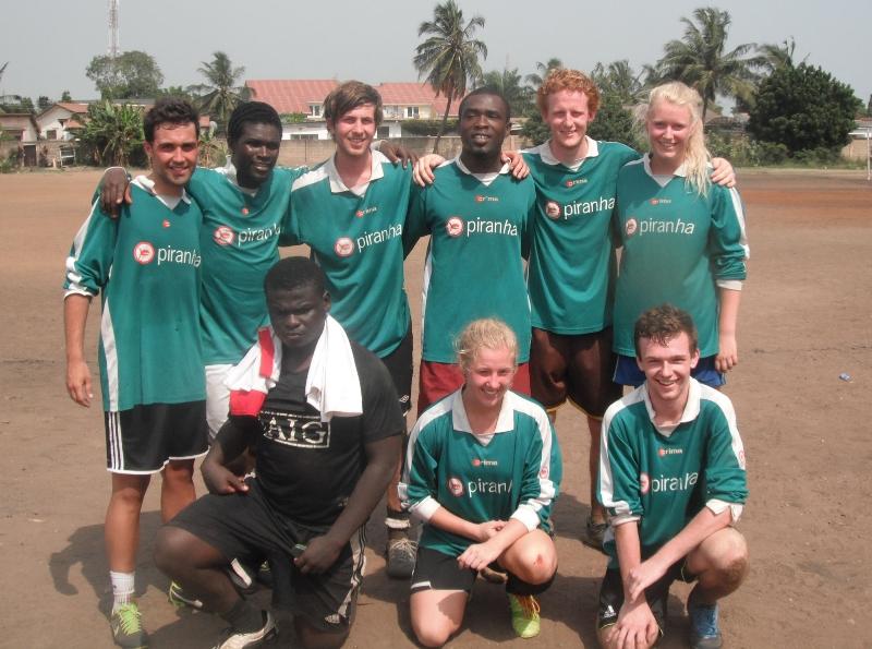 Sports in Ghana