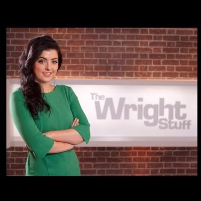 Storm Huntley on The Wright Stuff