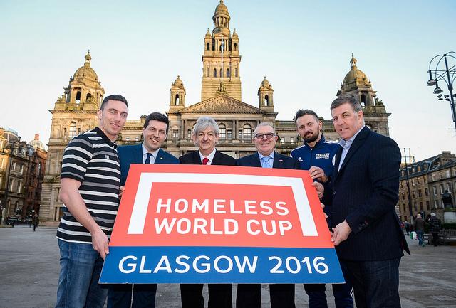 © Homeless World Cup/Nick Ponty