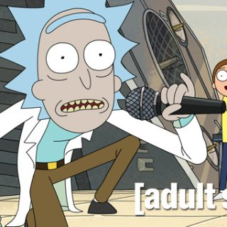 Rick and Morty series 2 episode 5